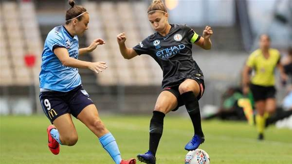 Foord: 'I hated playing against Catley and Williams'