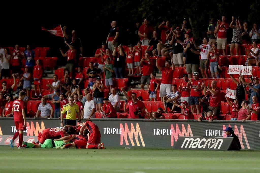 Adelaide United vs Brisbane Roar Player Ratings