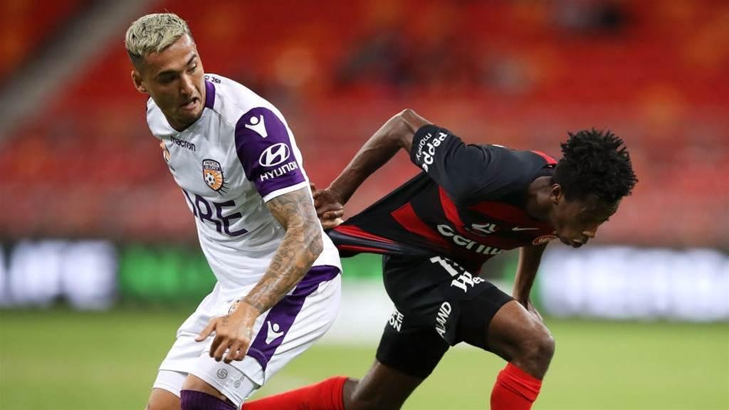 Western Sydney Wanderers vs Perth Glory Player Ratings