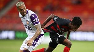 Western Sydney Wanderers vs Perth Glory Player Ratings
