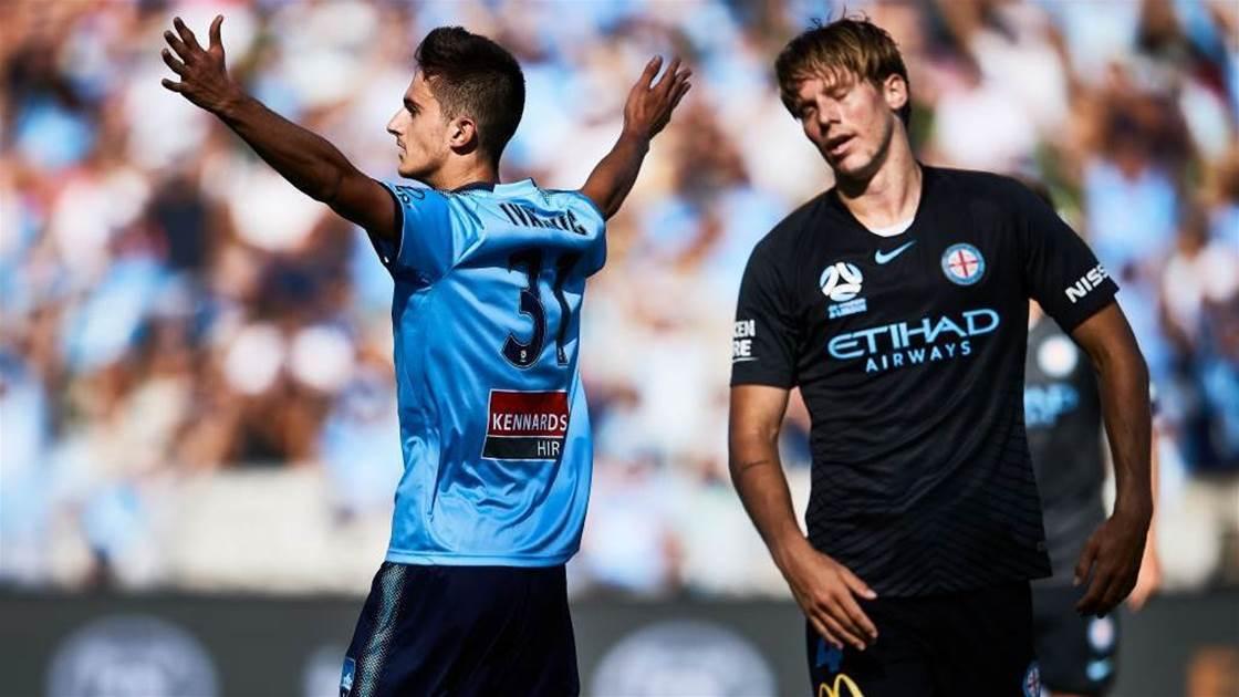 Sydney FC vs Melbourne City Player Ratings