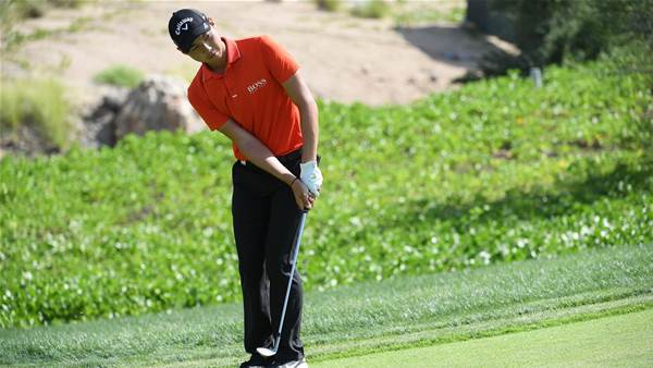 Rookie Min Woo Lee shines in Saudi