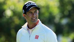 Tough changes paying off for Adam Scott