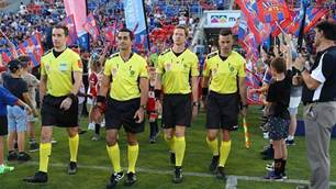 Ban VAR and get ex-players to referee the A-League