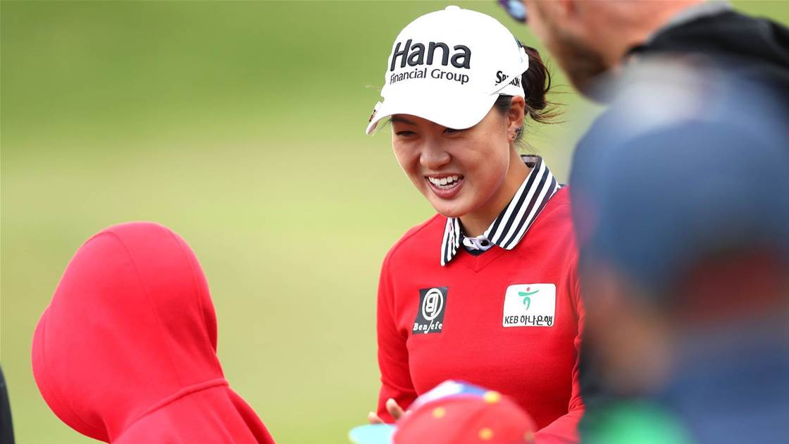 Women's Open: Minjee's mantra, Webb's warning