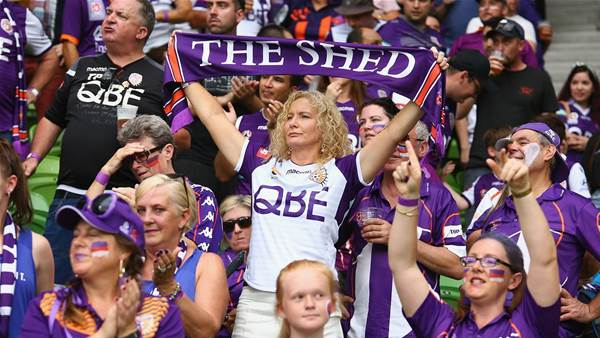Popa hopes fan power will push Perth to Glory