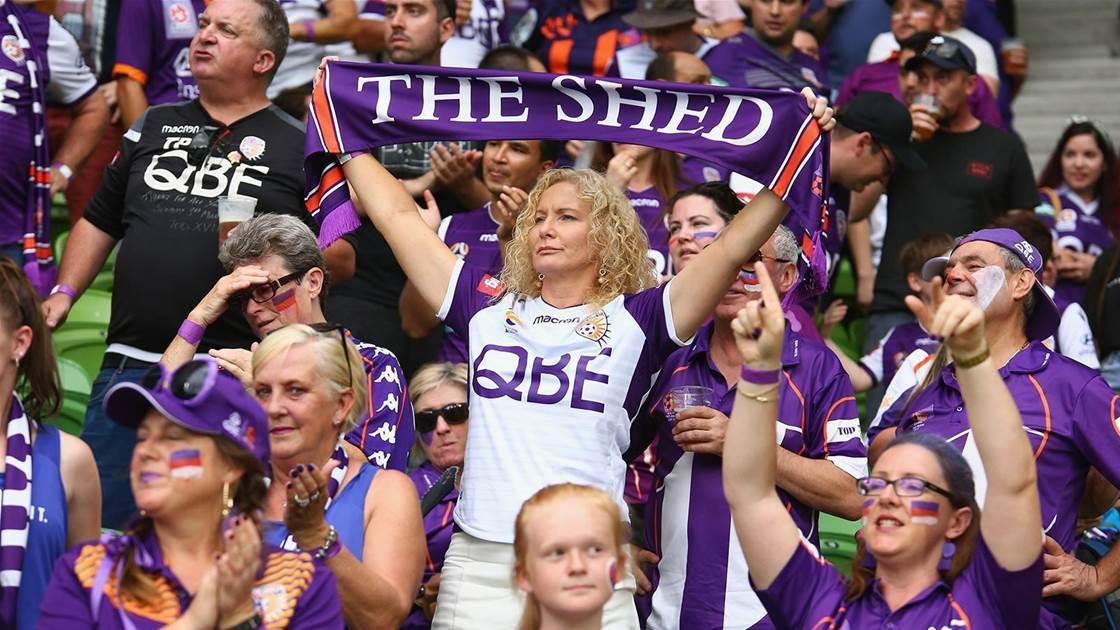 Popa hopes fan power will push Perth to Glory
