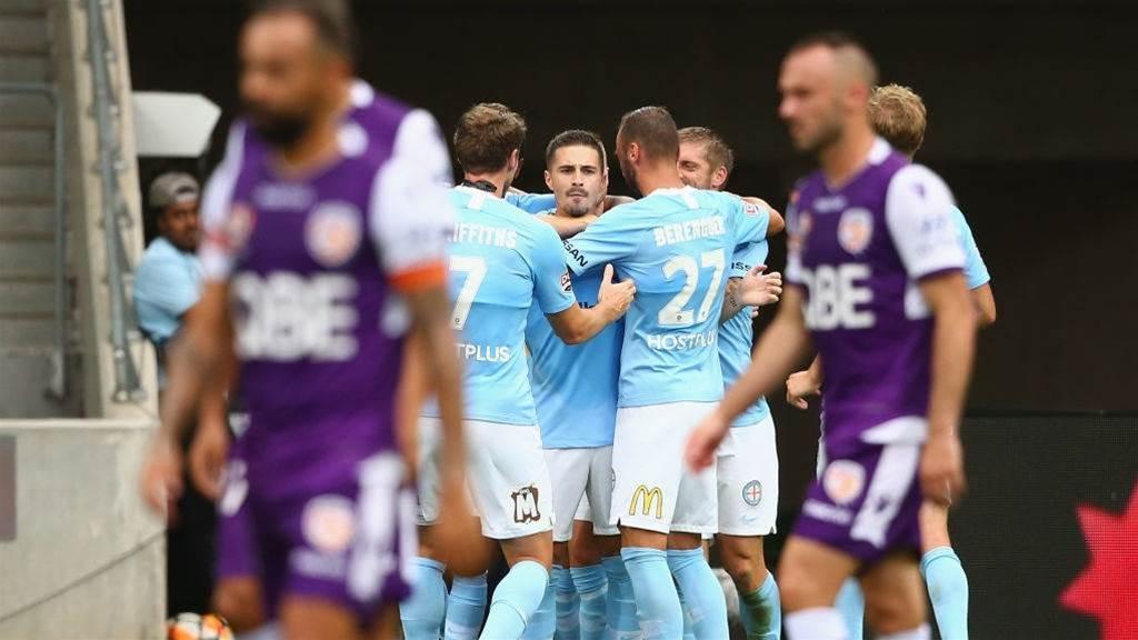 Maclaren edges on Oz record while Glory edge to title