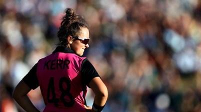 The second greatest Kerr in women's sport?