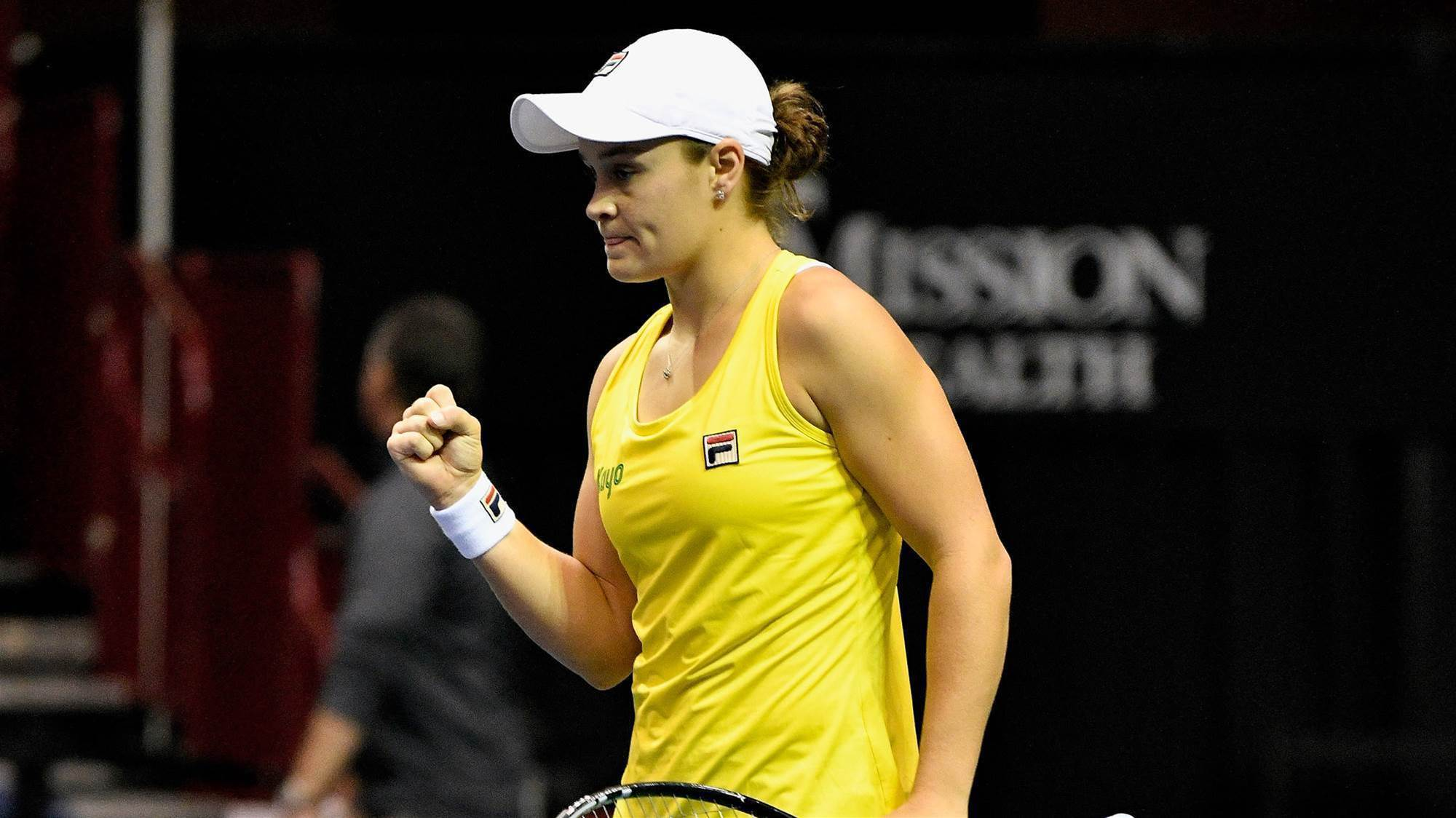 Barty returns to Queensland
