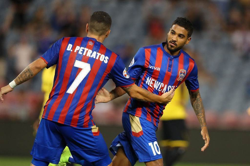 Newcastle Jets vs Persija Jakarta Player Ratings