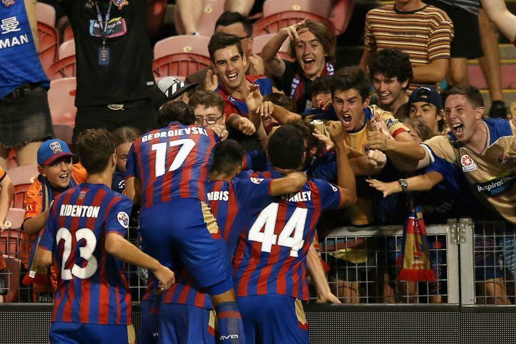 Boogaard: It's Newcastle against Asia's best