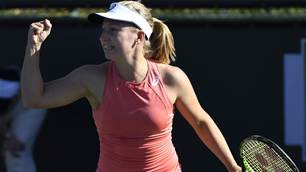 Gavrilova and Barty into last 32 at Indian Wells