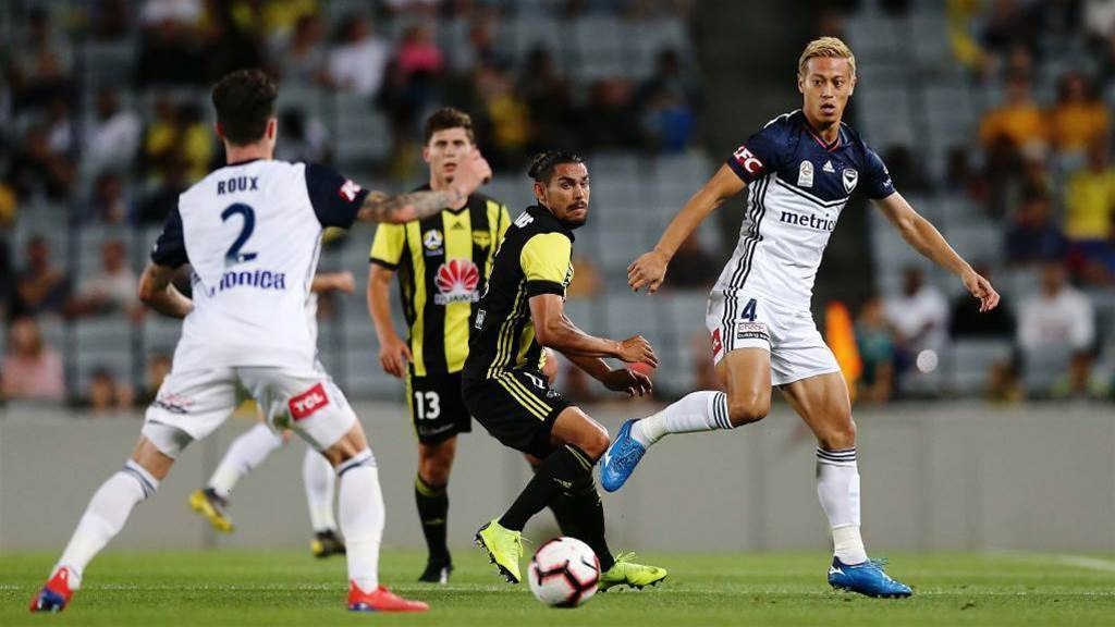 Wellington Phoenix v Melbourne Victory player ratings
