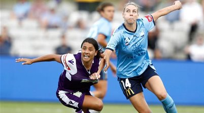 Alanna Kennedy: Grand Final win 'never in doubt'