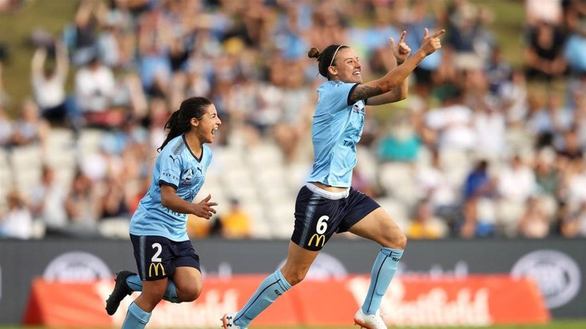 'The W-League's taking a hit, but it gives our youth a chance'