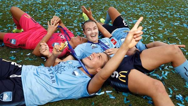 Nearly a million Aussies watched W-League in last year