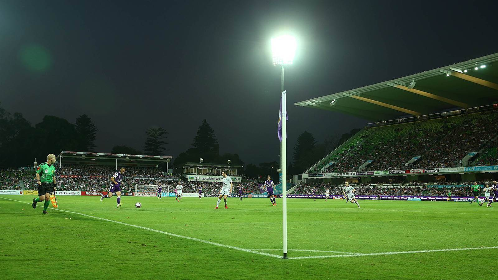 Home loss is still a win for Glory