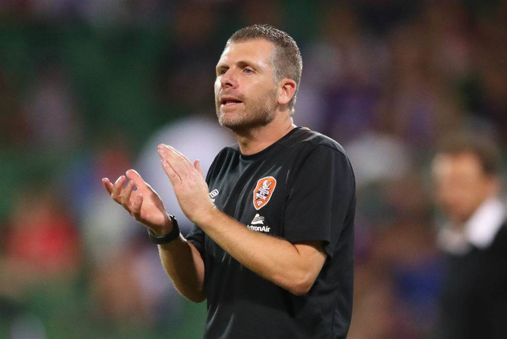 Darren Davies: Brisbane Roar's 4-0 thrashing a 'learning moment'