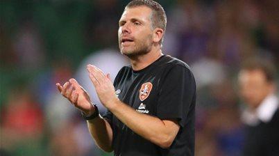 Darren Davies: Brisbane Roar's 4-0 thrashing a 'learning moment'