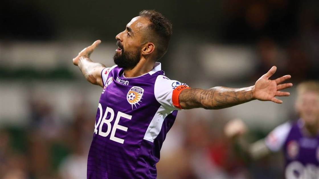 Perth Glory owner: 'Castro wants to stay'