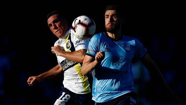 Official: Star A-League fullback seals England loan