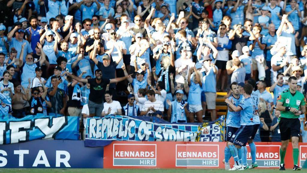 Sydney FC's face-saving penalty 'a joke'
