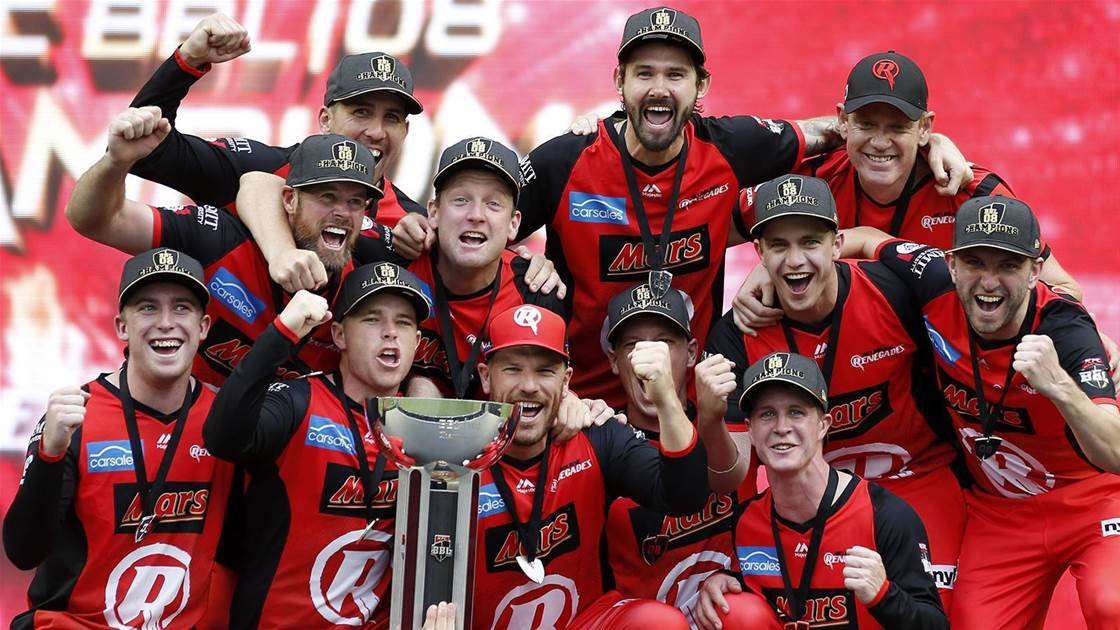 Can the Renegades go back-to-back?
