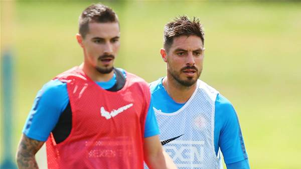 City set for Maclaren-Fornaroli showdown