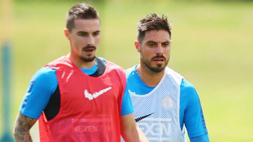 City set for Maclaren-Fornaroli showdown