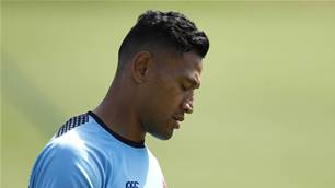 Folau fights on...