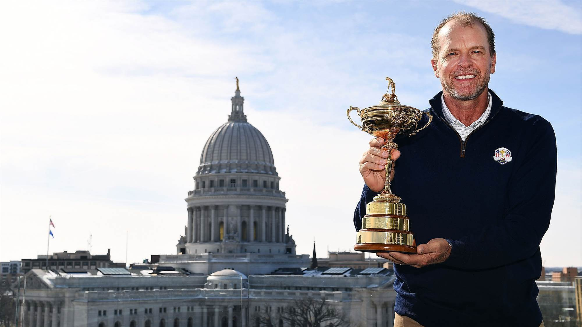 Stricker named 2020 US Ryder Cup captain