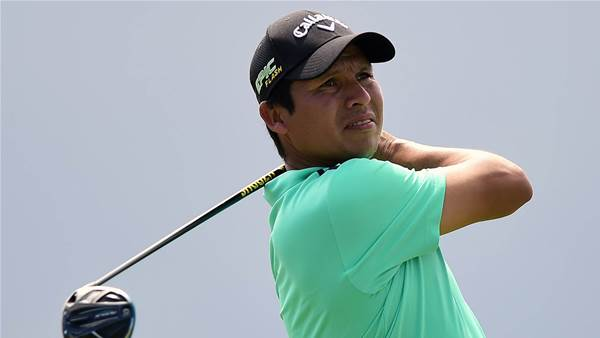 Andres Romero leads in Puerto Rico