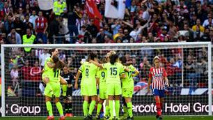Atletico and Barca set new record in Europe