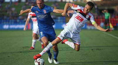 Newcastle Jets vs Adelaide United Player Ratings