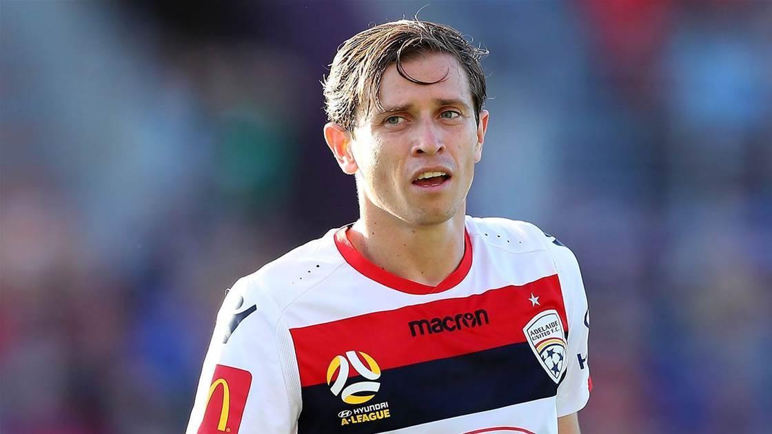 Adelaide Utd confirm Goodwin departure