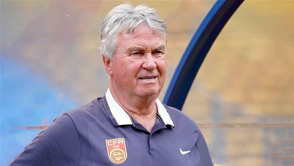 Aussie Guus Hiddink to coach bushfires relief match