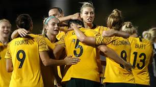 Matildas light up Leichhardt