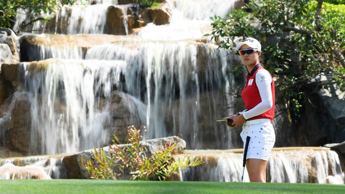Another runner-up for Minjee Lee