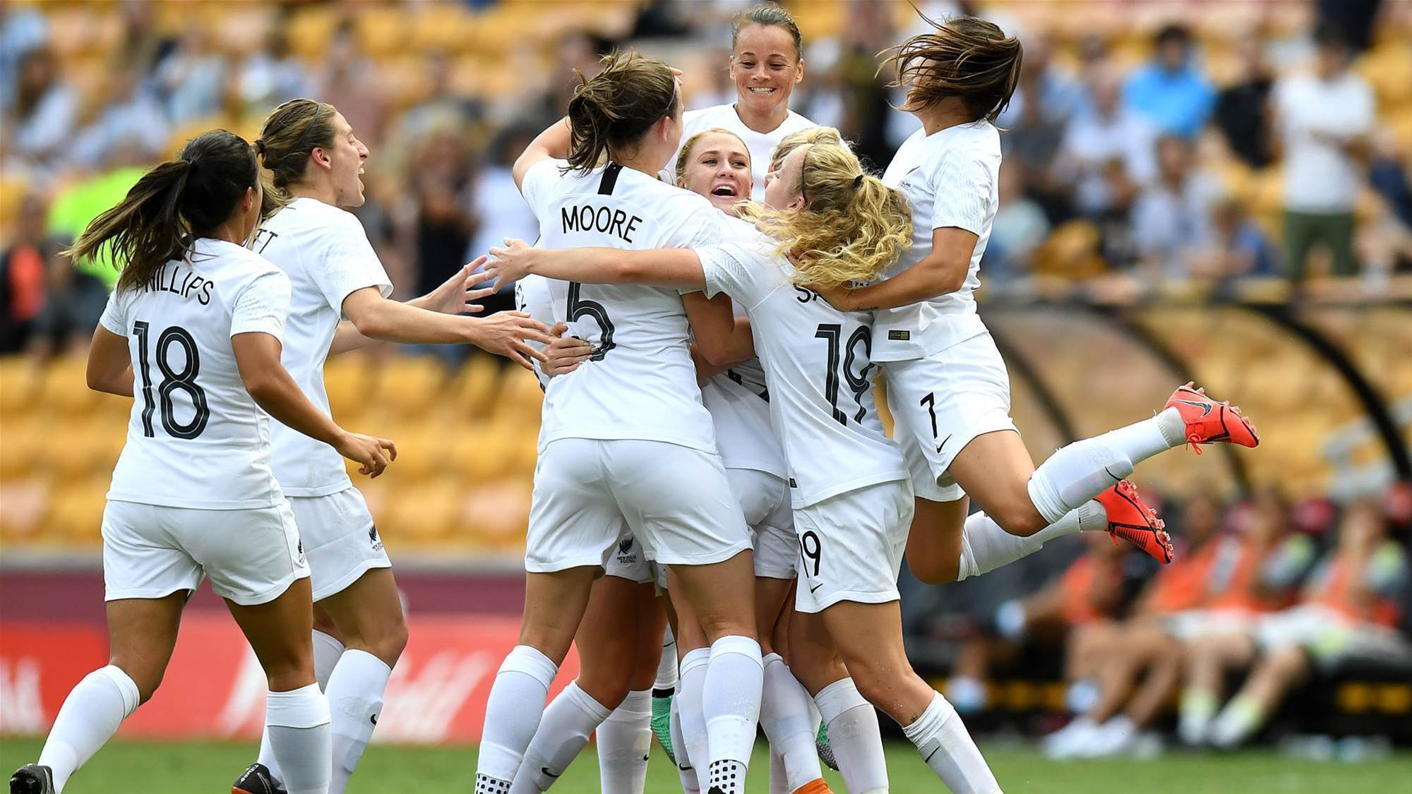 Ferns working towards first World Cup win