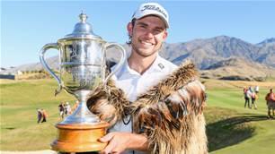 Murray captures 100th New Zealand Open