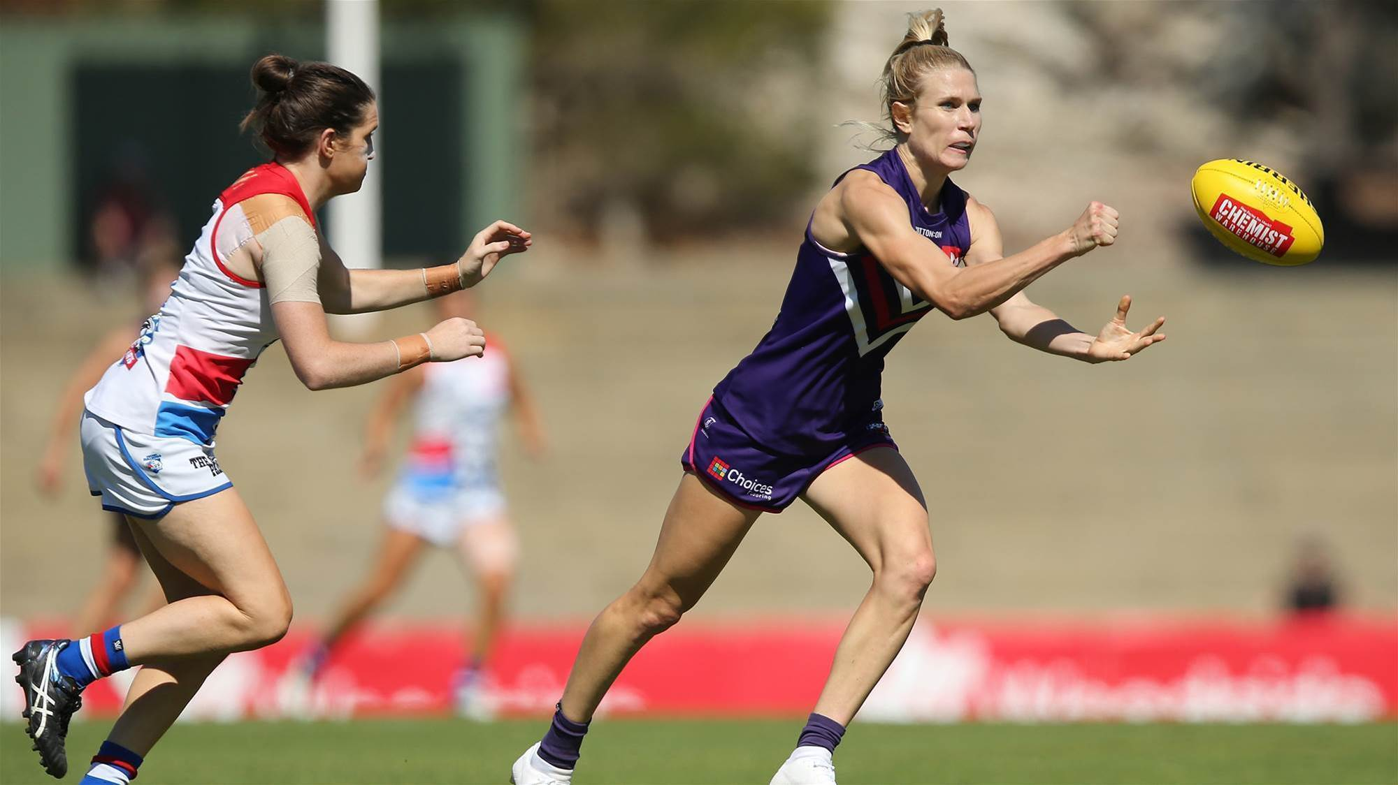 Hooker: No pressure on Dockers to make finals