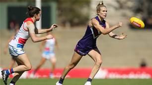 Hooker: No pressure on Dockers to make finals
