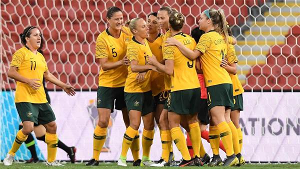 Matildas out do Korea Republic in Brisbane return