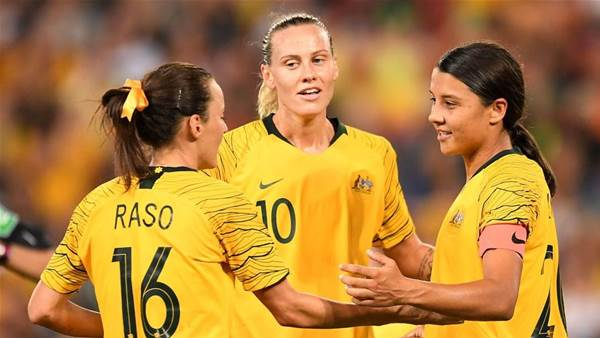 'We'll never put their welfare in doubt': Matildas camps going from hazards to danger