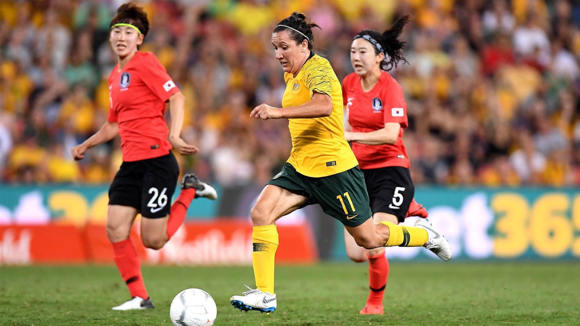 Matildas v South Korea: Three thing we learnt