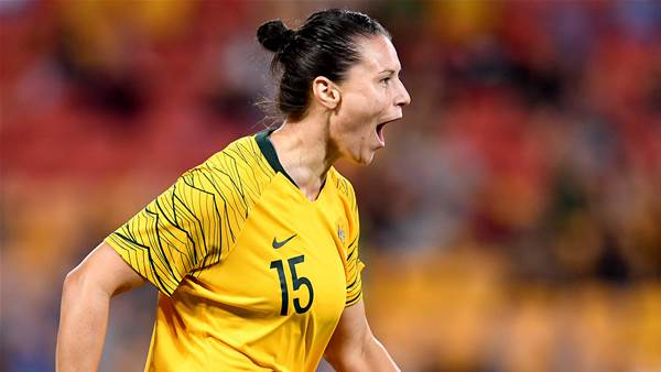 Matildas' Gielnik to leave Roar too