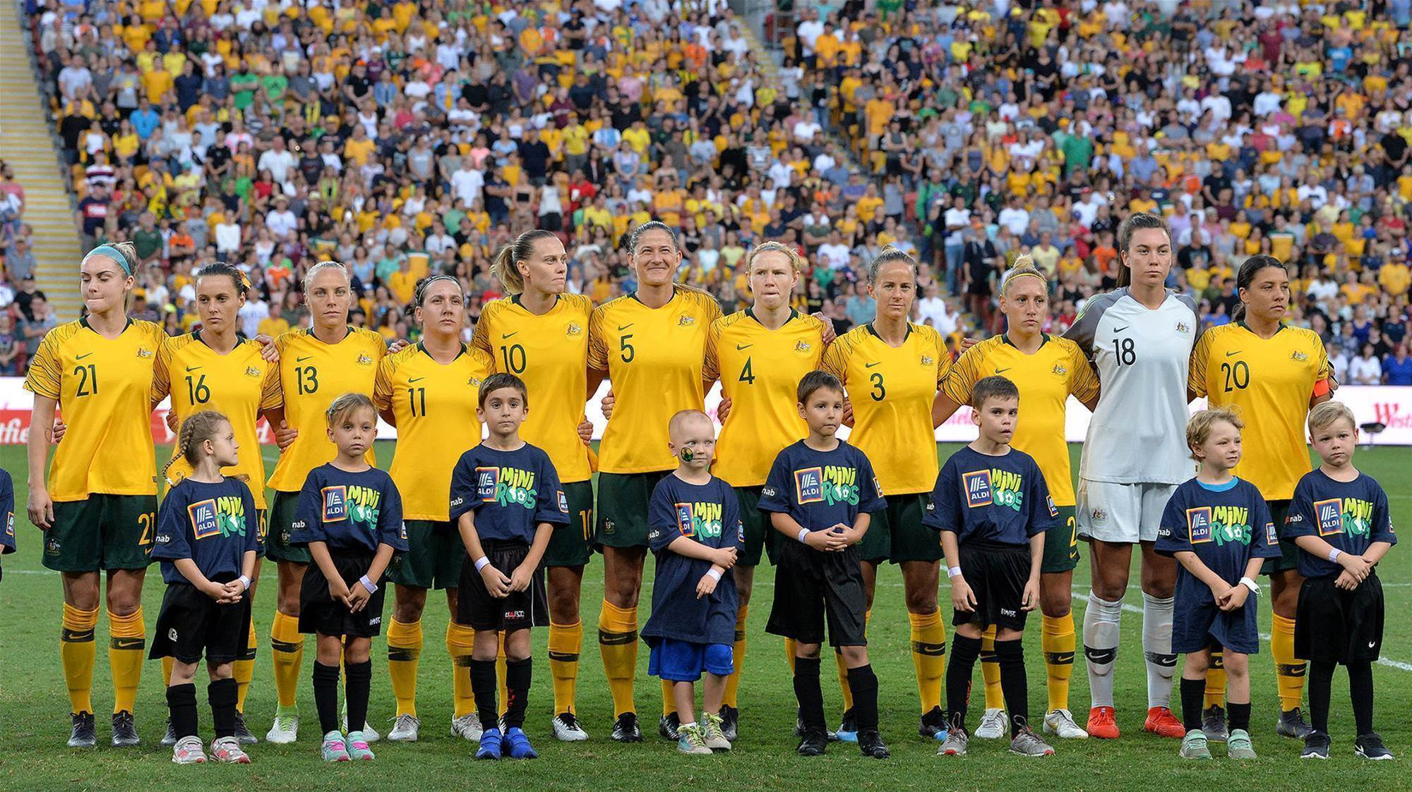 Match preview: Matildas v Argentina
