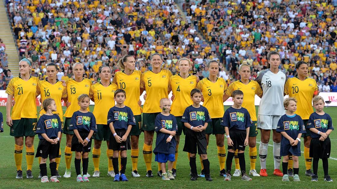 Match preview: Matildas v Argentina