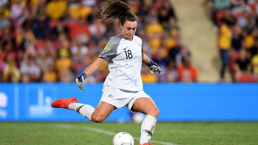Matilda signs for Kerr's NWSL club